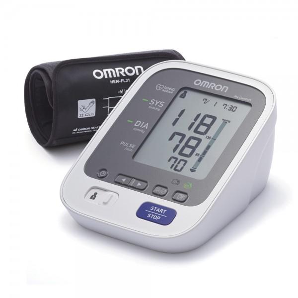 Omron M6 Comfort автоматичен апарат за кръвно налягане