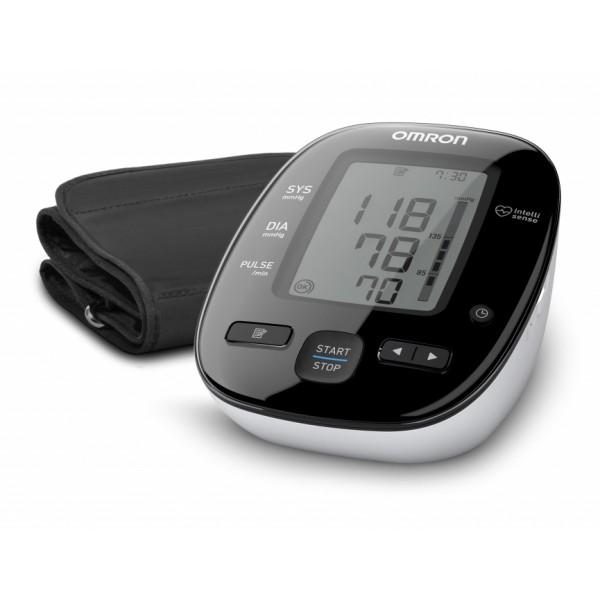 Omron MIT 3 електронен автоматичен апарат за кръвно налягане над лакът