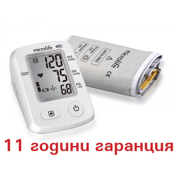 Microlife ВР А2 Standard автоматичен апарат за измерване на кръвно налягане
