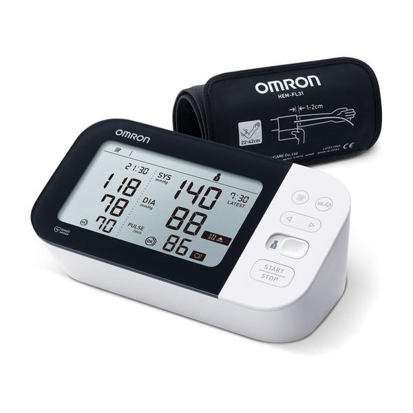 Omron M7 Intelli IT aвтоматичен апарат за измерване на кръвно налягане