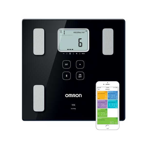 Omron VIVA - Уред за измерване на мастни натрупвания