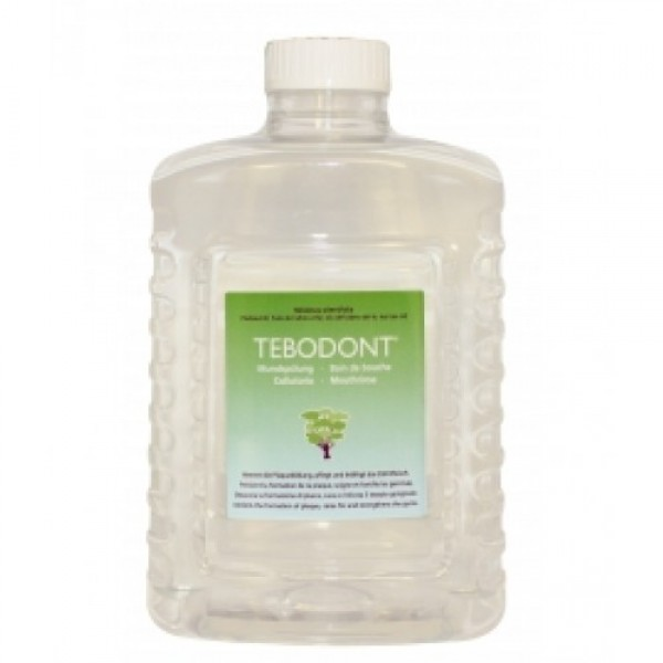 Пълнител с вода за уста TEBODONT®