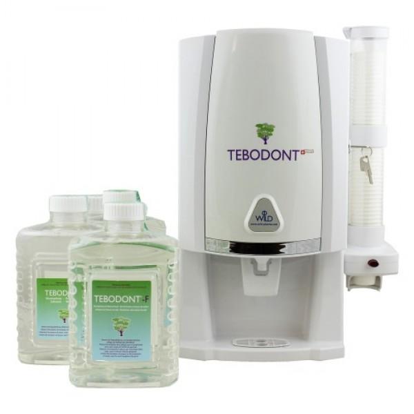 Диспенсър за вода за уста TEBODONT®