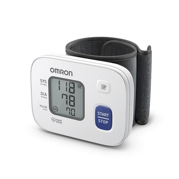 Omron RS2 автоматичен апарат за измерване на кръвно за китка