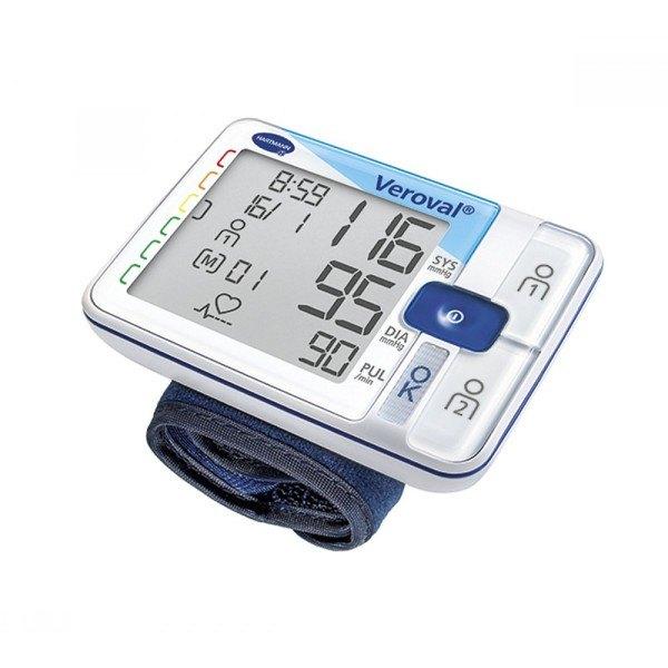 Hartmann Veroval Wrist автоматичен апарат за кръвно налягане за китка
