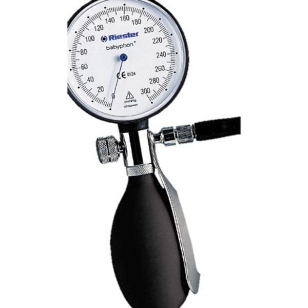 Riester Precisa® N механичен апарат за кръвно, пластмасов корпус