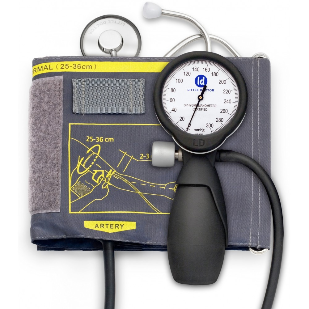 LD91 механичен апарат за кръвно налягане - Механични..