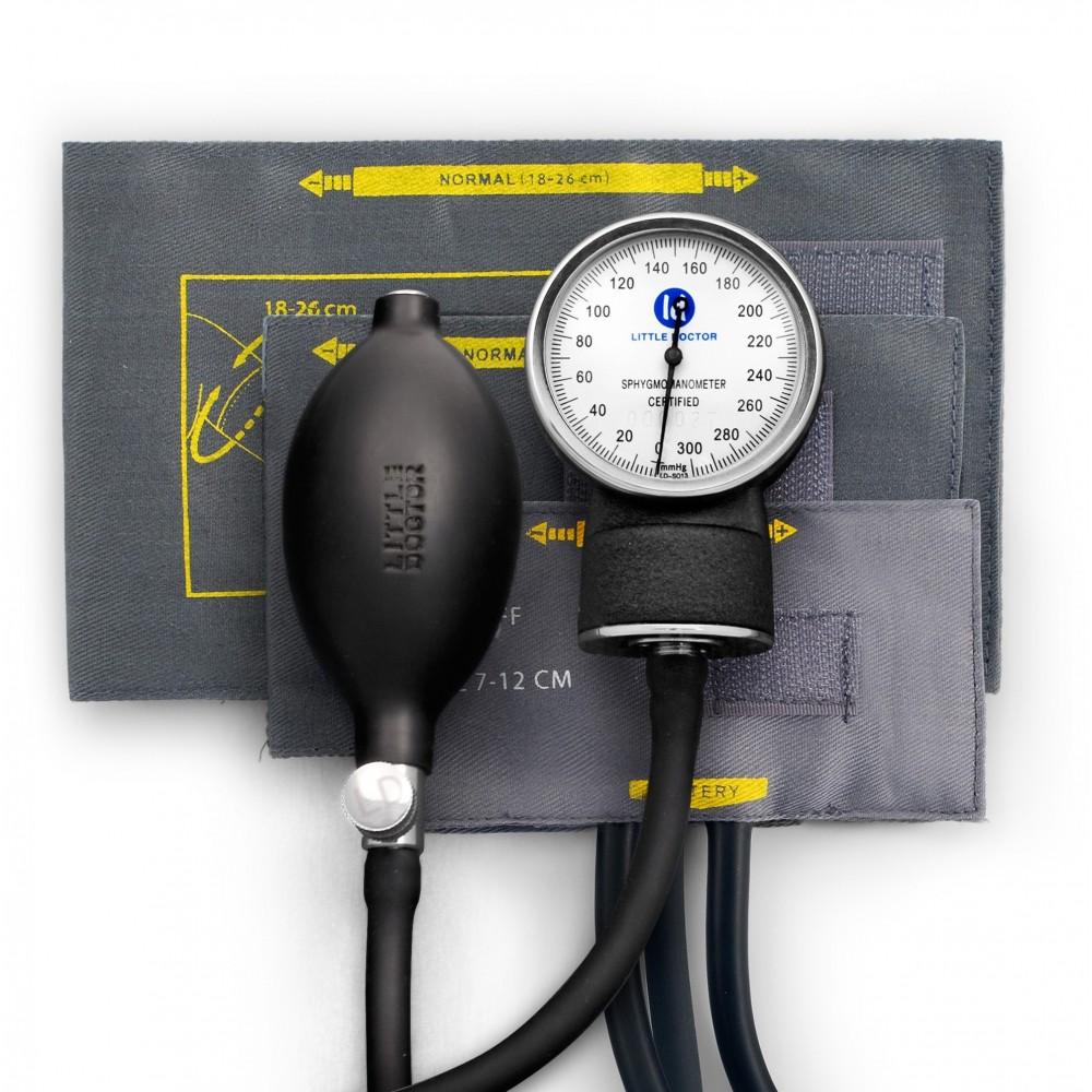LD80 педиатричен механичен апарат за кръвно налягане..