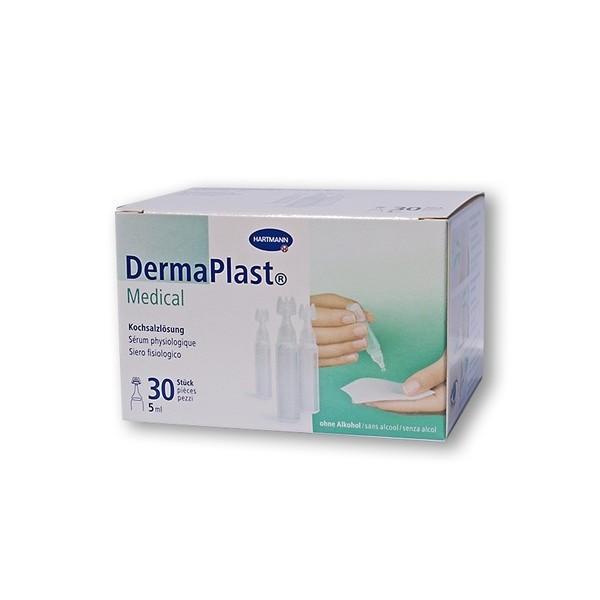 Hartmann DermaPlast Medical физиологичен разтвор от 5 млХ30 ампули