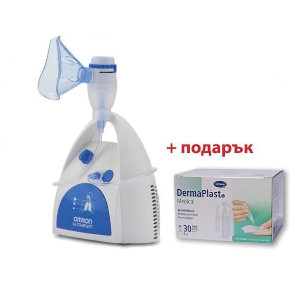 Omron A3 Complete компресорен инхалатор