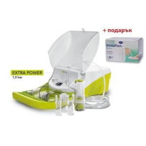 Norditalia MEGANEB PLUS мощен компресорен инхалатор