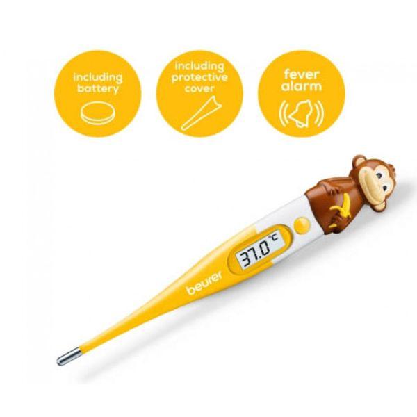Детски термометър Beurer BY 11 Monkey