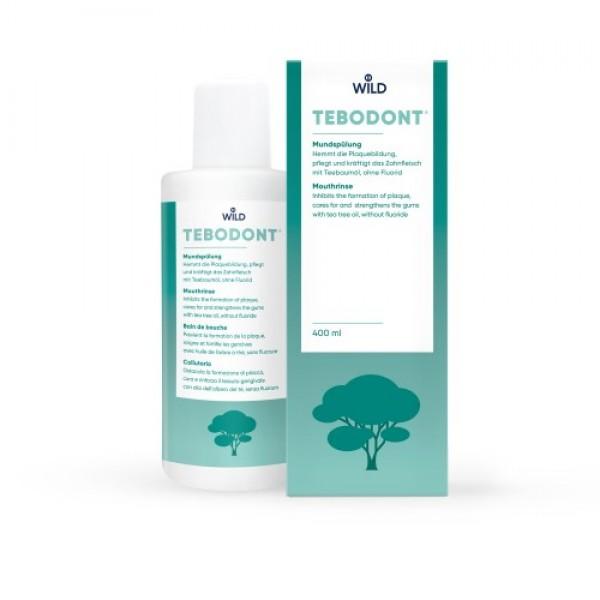TEBODONT® вода за уста без флуорид